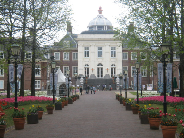 オランダの街並みが魅力です